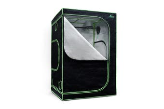 Greenfingers 150x150 x200cm 1680D Hydroponics Grow Tent Kits Indoor Grow System