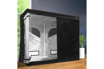 Greenfingers 2.4m x 1.2m x 2m Hydroponics Grow Tent Kits Indoor Grow System
