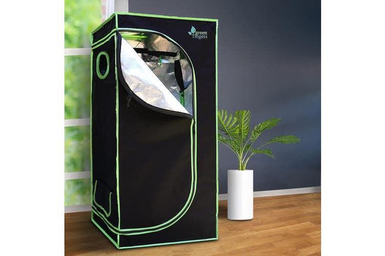Greenfingers 60x60x140cm Hydroponic Grow Tent Kits Indoor Grow System Plant
