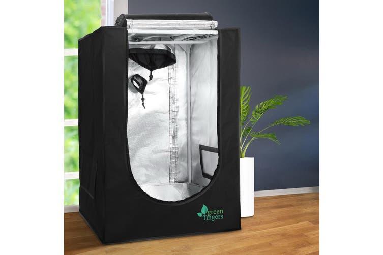Greenfingers 60X60X90CM Hydroponics Grow Tent Kits Hydroponic Grow System Black