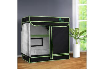 Greenfingers 80 x 45 x 80cm Indoor Grow Tent Kits Hydroponic Grow System
