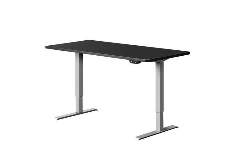 Artiss Height Adjustable Standing Desk Motorised Electric Frame Riser Laptop Computer 120cm