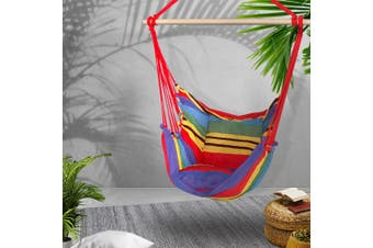 Gardeon Travel Hammock Chair Outdoor Swing Hanging Portable Camping Hammocks