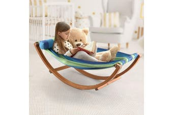 Keezi Kids Hammock Chair Swing Bed Children Rocking Armchair Furniture Play Toy