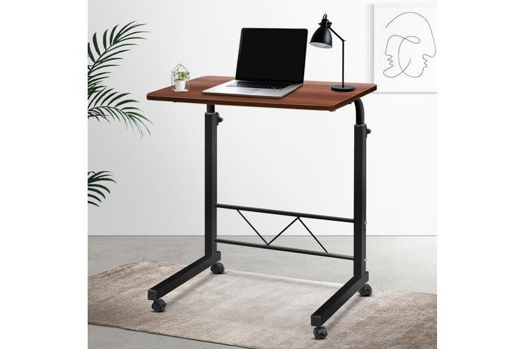 Mobile Laptop Desk Computer Table Stand