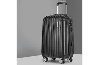 "28"" Luggage Sets Suitcase Trolley TSA Travel Hard Case Lightweight"