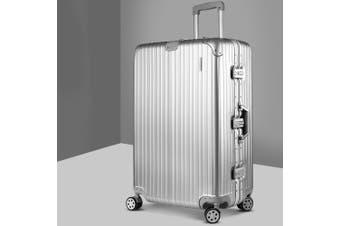 Luggage Sets 28 Suitcase Set TSA Hard Case Lightweight Aluminum