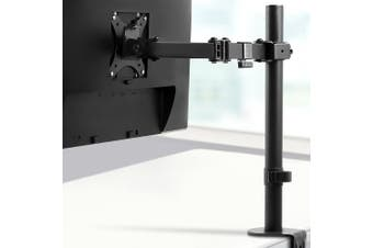 Monitor Arm Single Stand Desk Mount Computer LCD LED TV Holder Display