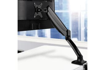 Artiss Monitor Arm Single Gas Stand Desk Mount 1 Display Screen HD LED TV Holder