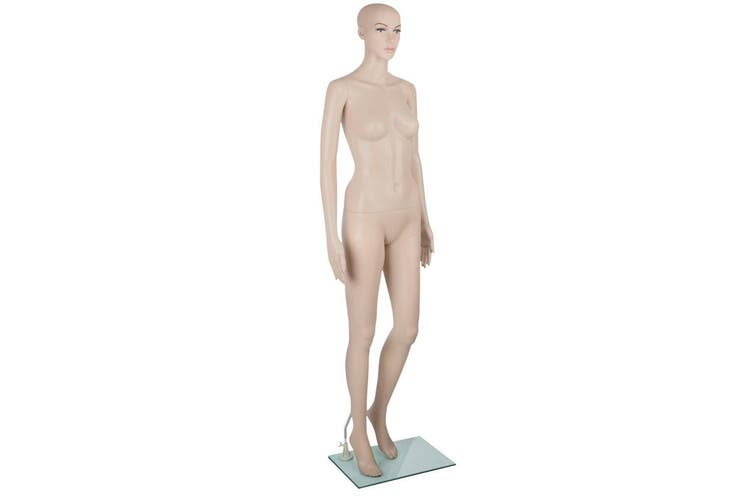 Embellir Full Body 175cm Female Mannequin Head Torso Clothes Display Dressmaking Showcase