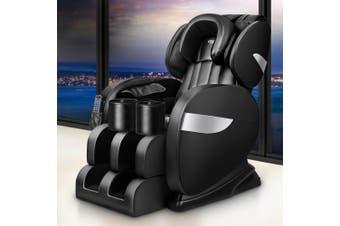 Livemor Electric Massage Chair Recliner Zero Gravity Shiatsu
