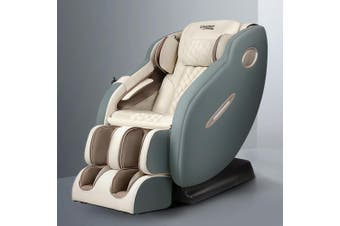 Livemor 3D Electric Massage Chair SL Track Shiatsu Back Massager