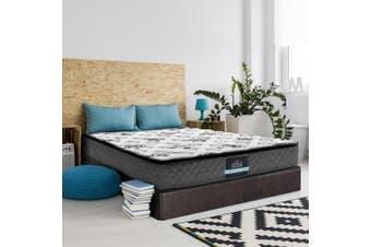 Giselle Bedding Pillow Top Foam Mattress