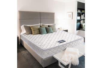 Giselle Bedding Single Mattress Size Pocket Spring Foam Bunk Bed Trundle 13CM