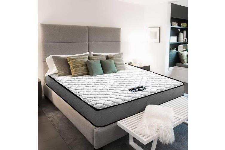 Giselle Bedding KING SINGLE Size Mattress Bed Bonnell Spring Foam 16CM