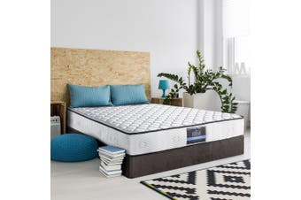 Giselle Bedding DOUBLE Size Mattress Bed Extra Firm Pocket Spring Foam 23CM