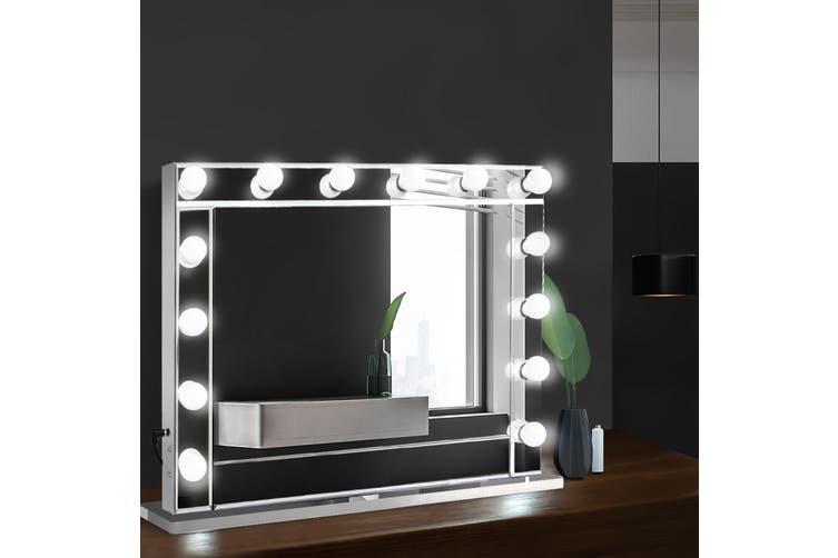 Embellir Hollywood LED Lighted Makeup Mirror Vanity Mirror Frameless Professional