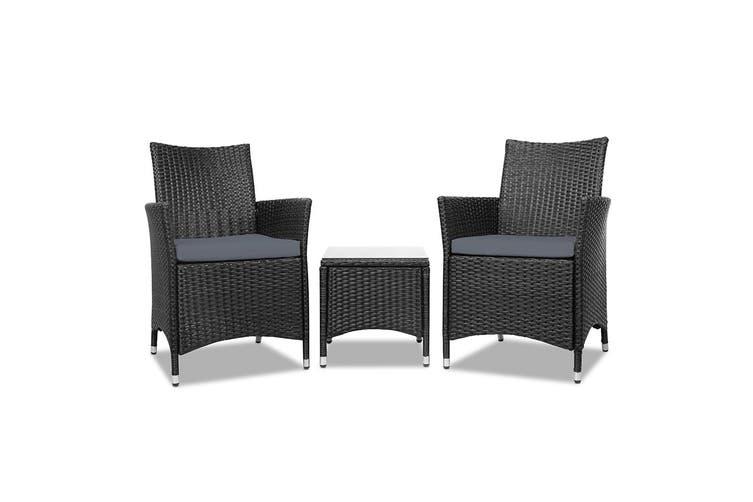 Gardeon Patio Furniture 3 Piece Outdoor