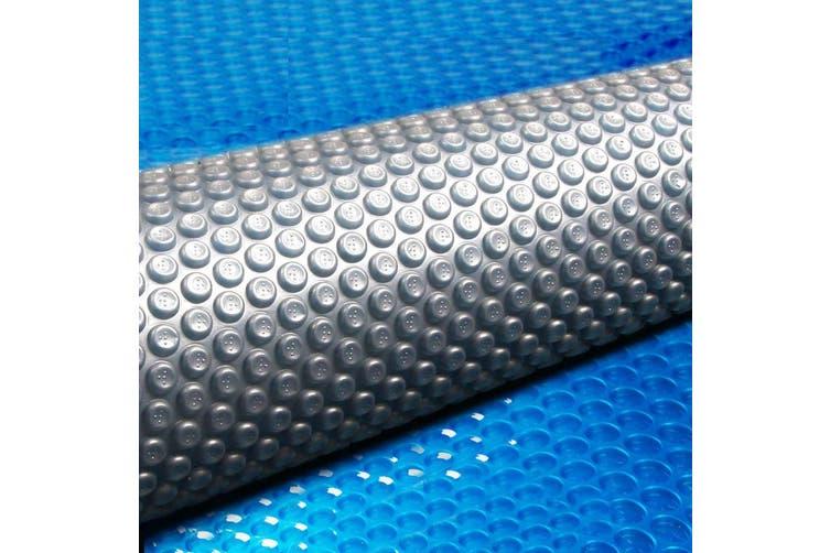 Aquabuddy 10.5x4.2M Swimming Pool Cover 400 Micron Solar Isothermal Blanket