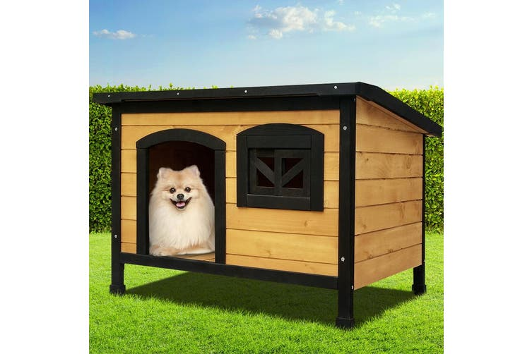 I Pet Dog Kennel Kennels Outdoor Wooden
