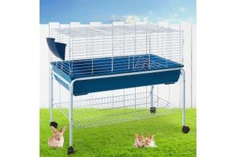 i.Pet Rabbit Cage Hutch Cages Indoor Hamster Enclosure Pet Carrier
