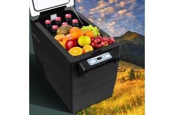 Glacio 55L Portable Fridge Freezer Camping Car Mini Fridges Cooler Refrigerator Box 12V 24V 240V Caravan Food Cooling