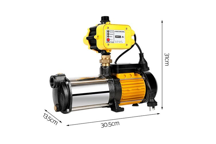 Giantz 2500W High Pressure Rain Tank Pump