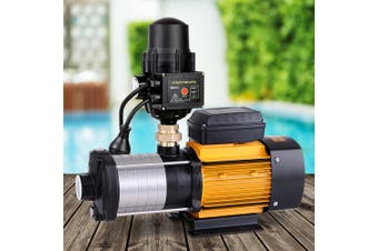 Giantz 2500W Multi Stage Water Pump Pressure Rain Tank Farm House Irrigation Machine