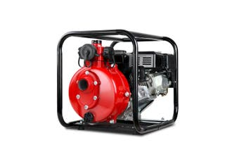 """Giantz 8HP Petrol Water Pump Garden Irrigation 1.5"""" x 2"""" Fire Fighting Pump High Flow"""