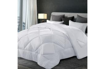 Giselle Bedding 700GSM Bamboo Microfiber Microfibre Quilt Duvet Cover Doona SK