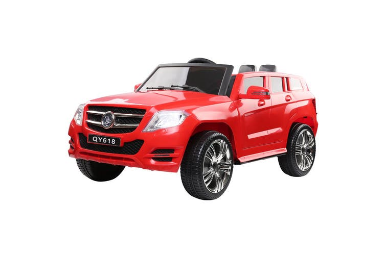 Kids Ride On Car Electric Toys Battery 12V Remote Control Childrens Cars