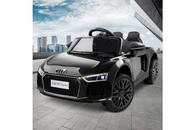 Kids Ride On Car Audi Licensed R8 Battery Electric Toy Remote 12V