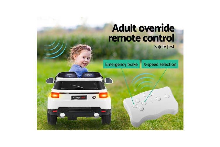 Kids Ride On Car 12V Electric Toys Battery w/ Remote MP3 LED Lights