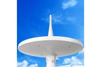 Caravan TV Antenna Omni Directional Aerial Booster RV Mounted 2 TV