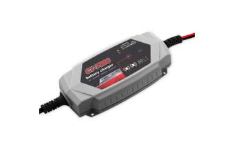 Smart Battery Charger 7A 12V 24V Automatic AGM Car Truck Boat Motorcycle
