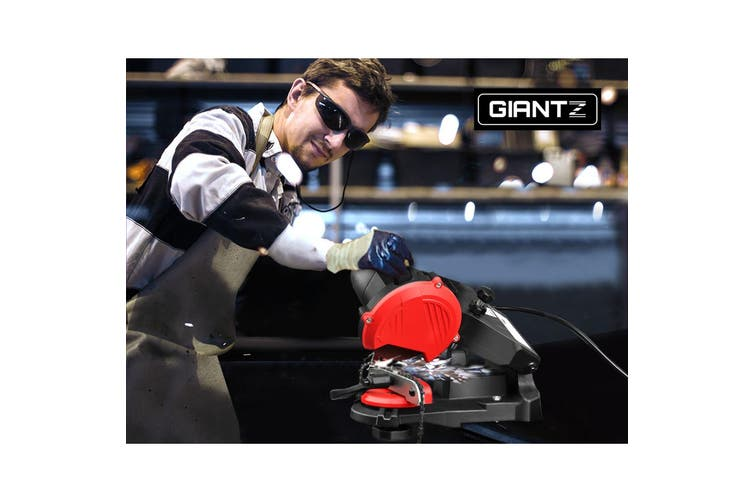 Giantz Electric Chainsaw Chain Sharpener Tools Saw Grinder Bench Tool