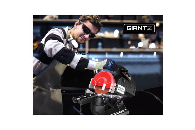 Giantz 320W Electric Chainsaw Sharpener Chain Saw Pro Tools Stihl Grinder