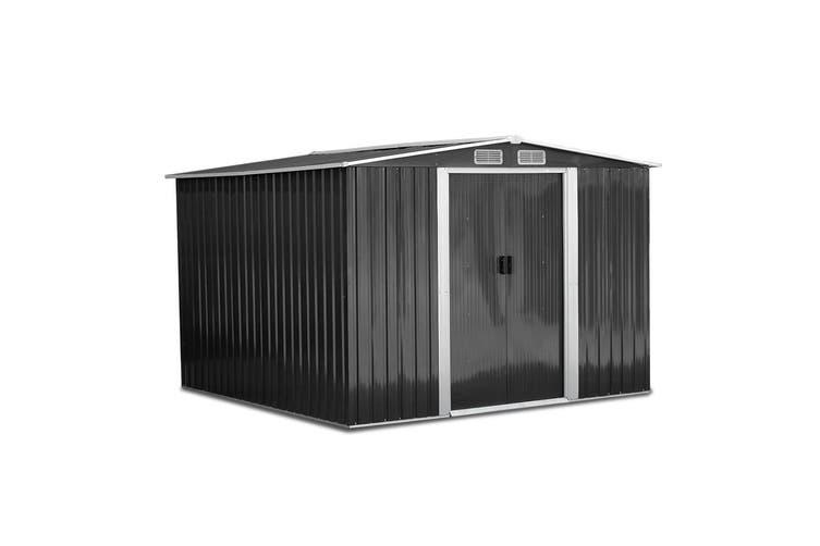 Giantz Garden Shed 2.57x2.57x1.78M Outdoor Storage Sheds Tool Workshop