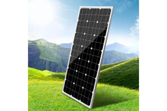 Solraiser 12 V Solar Panel Kit 200W Panels Camping Camp Power Charge Caravan Boat