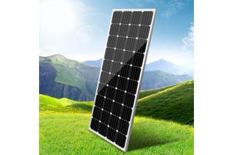 Solraiser 12 V Solar Panel Kit 250W Panels Camping Camp Power Charge Caravan Boat