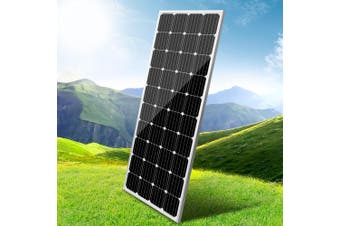 Solraiser 12 V Solar Panel Kit 300W Panels Camping Camp Power Charge Caravan Boat