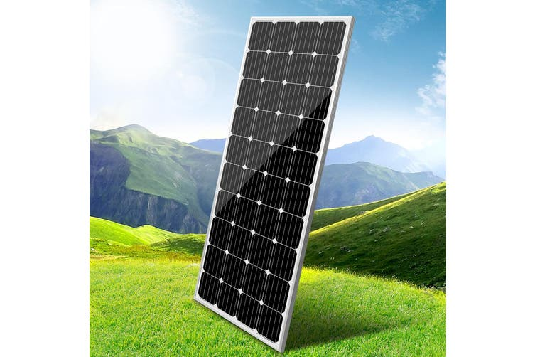 Solraiser 12 V Solar Panel Kit 300w Panels Camping Camp Power Charge Caravan Boat Kogan Com