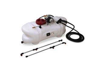 Giantz 60L ATV Garden Weed Sprayer Boom 12V Pump Tank Chemical Farm Spray Spot