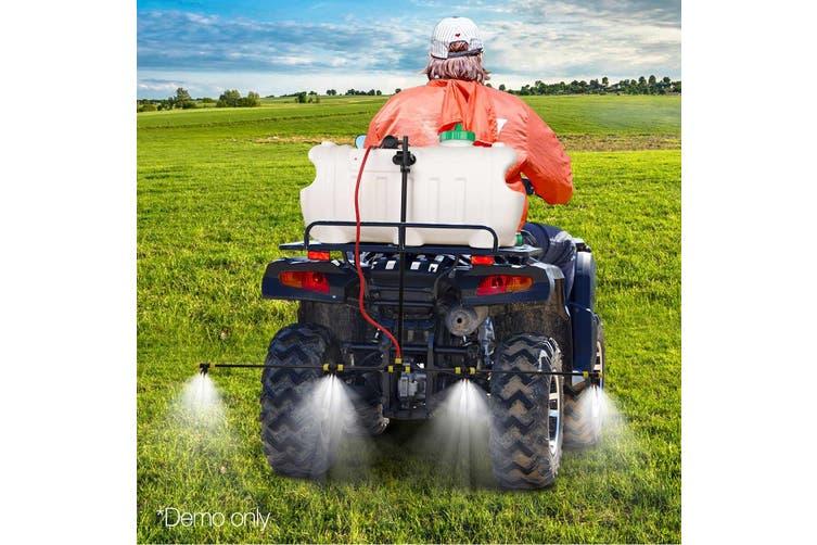 Giantz Weed Sprayer 1.5M Boom ATV Trailer For 70L 100L Tanks Garden Farm Spray