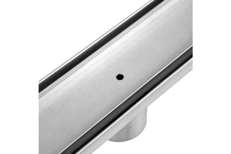 Cefito Shower Grate Tile Insert Drain 900mm 304 Stainless Steel Waste Linear Fl