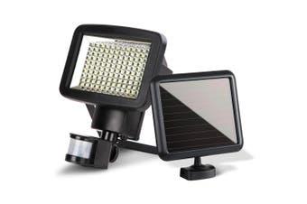 Solar Motion Sensor Light 120 LED Security Outdoor Solar Powered Lights Detection Garden Lamp Panel