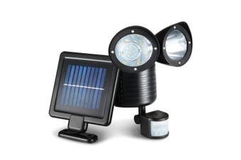 Solar Motion Sensor Light 22 LED Security Outdoor Solar Powered Lights Detection Garden Lamp Panel Flood