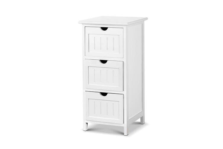 Bedside Tables Chest of Drawers Storage Cabinet Organiser Bathroom