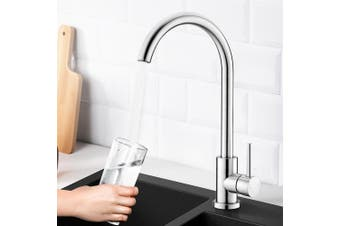Cefito Kitchen Tap Swivel Basin Mixer Faucet Brass Chrome Vanity Sink Spout WELS