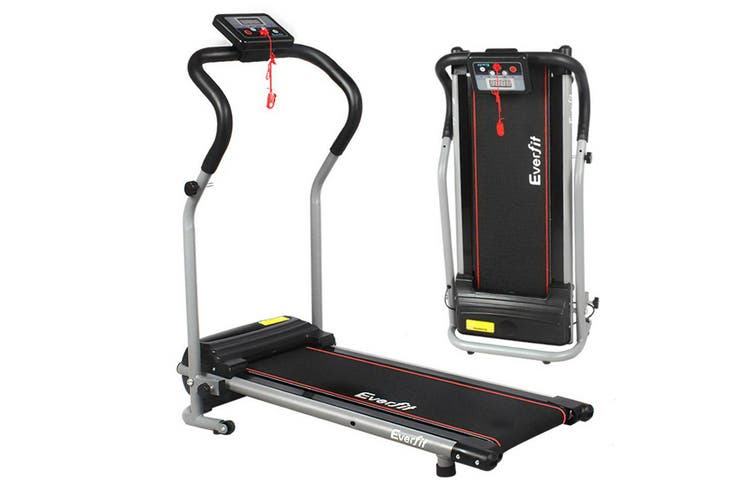 Everfit Electric Treadmill Home Gym Exercise Machine Fitness Equipment Black